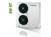 Αντλίες θερμότητας Climaveneta AW-HT, για αντικατάσταση λέβητα