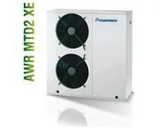 Αντλίες θερμότητας Climaveneta AWR, για κτίρια & κατοικίες