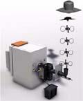 Δευτερογενής εναλλάκτης συμπυκνωμάτων e-Max 28 - 50 - 70 kw