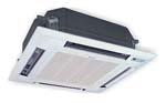 Κασέτες ψευδοροφής Gree, R410a, DC Inverter