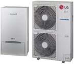 Αντλίες θερμότητας LG Therma V 9 έως 16 kw