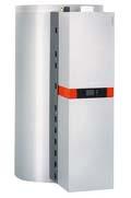 Compact ενεργειακό συγκρότημα VITOSOLAR 300 F με λέβητα συμπύκνωσης και δοχείο διαστρωμάτωσης έως 35 kw